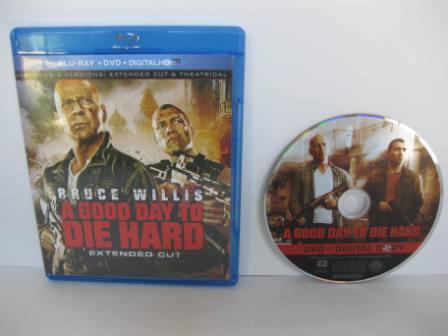 A Good Day to Die Hard (Extended Cut) - DVD